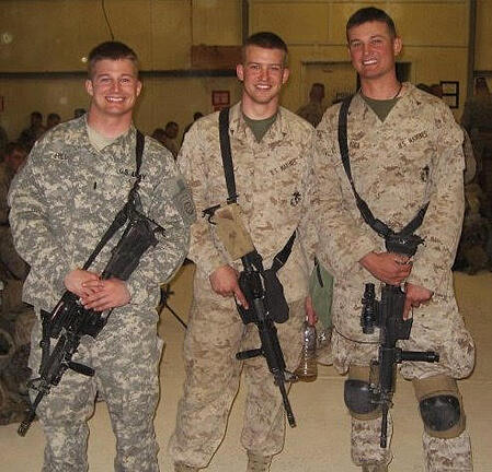 Bryan Hill U.S. Marine