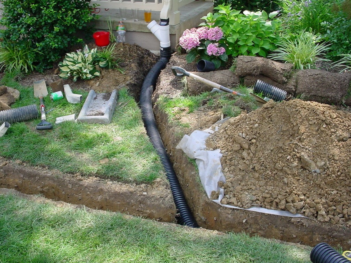 3 Yard Drainage Solutions We Utilize to Fix Problems in ...