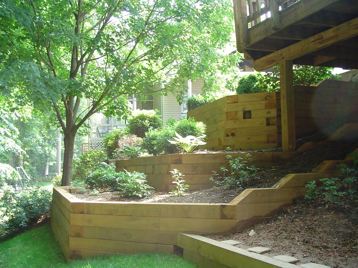 Retaining Walls Types Materials Cost And Companies In