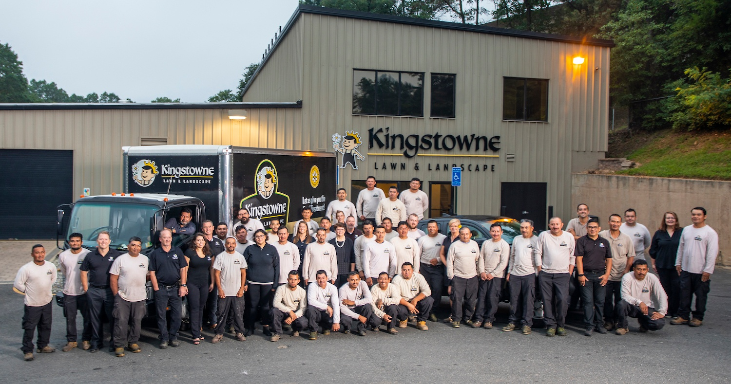 Kingstowne Lawn & Landscape team