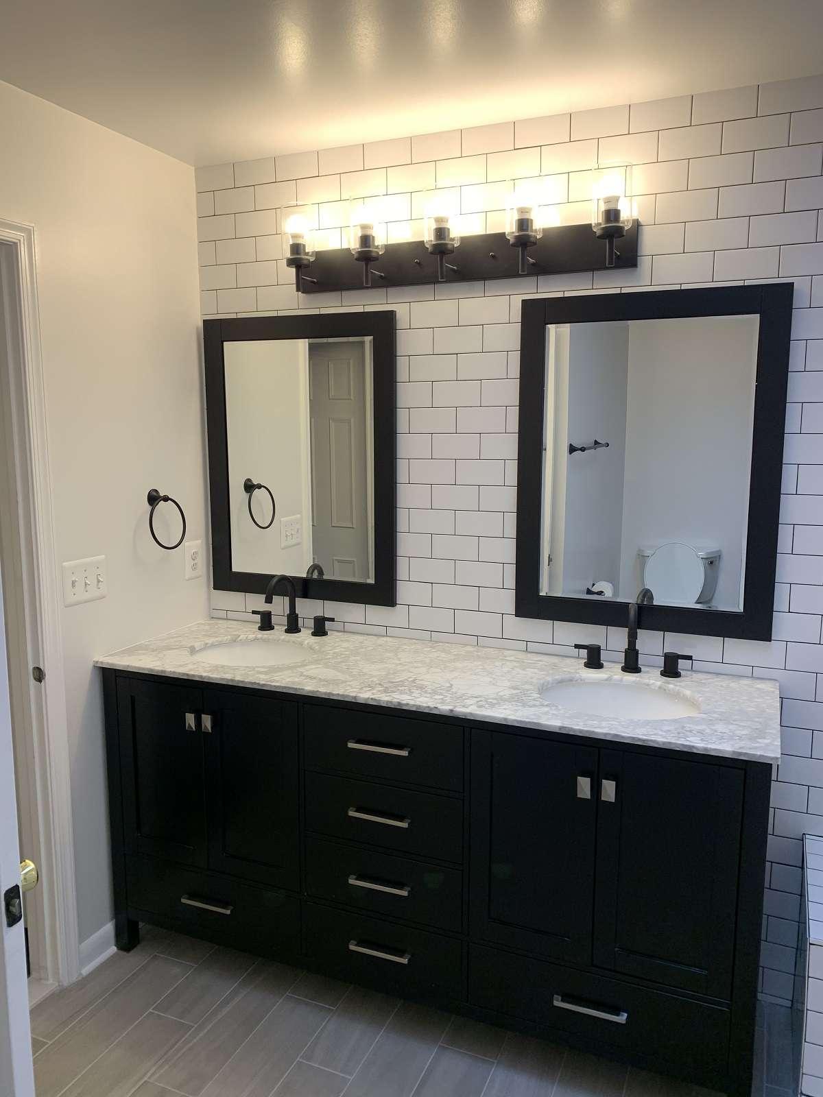 Home Services: Bathroom Renovations in Alexandria, Arlington, or Springfield, VA