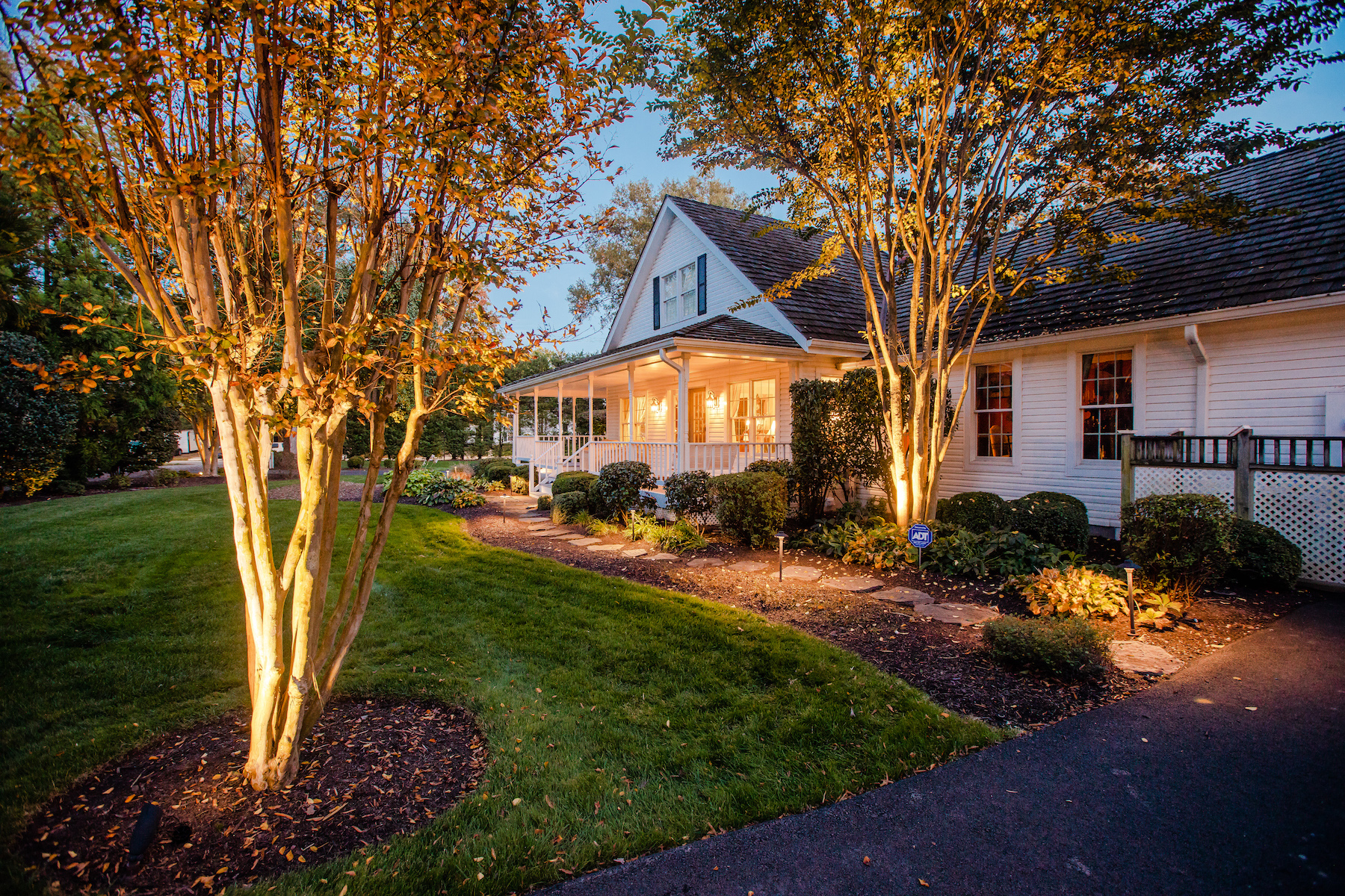 An Illuminating Look at Landscape Lighting: Design, Uses, & Companies in Northern VA
