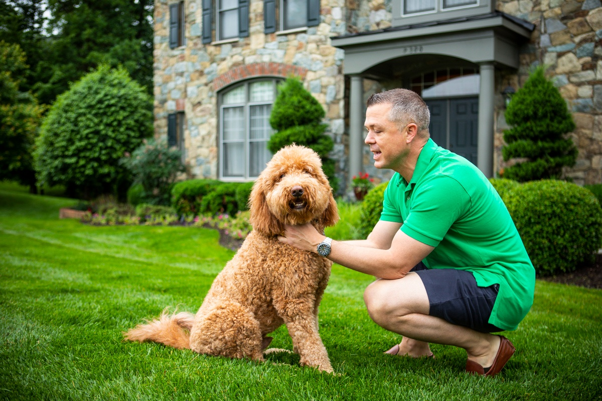 Protecting the Family, Including Fido: Treating the Yard for Fleas and Ticks