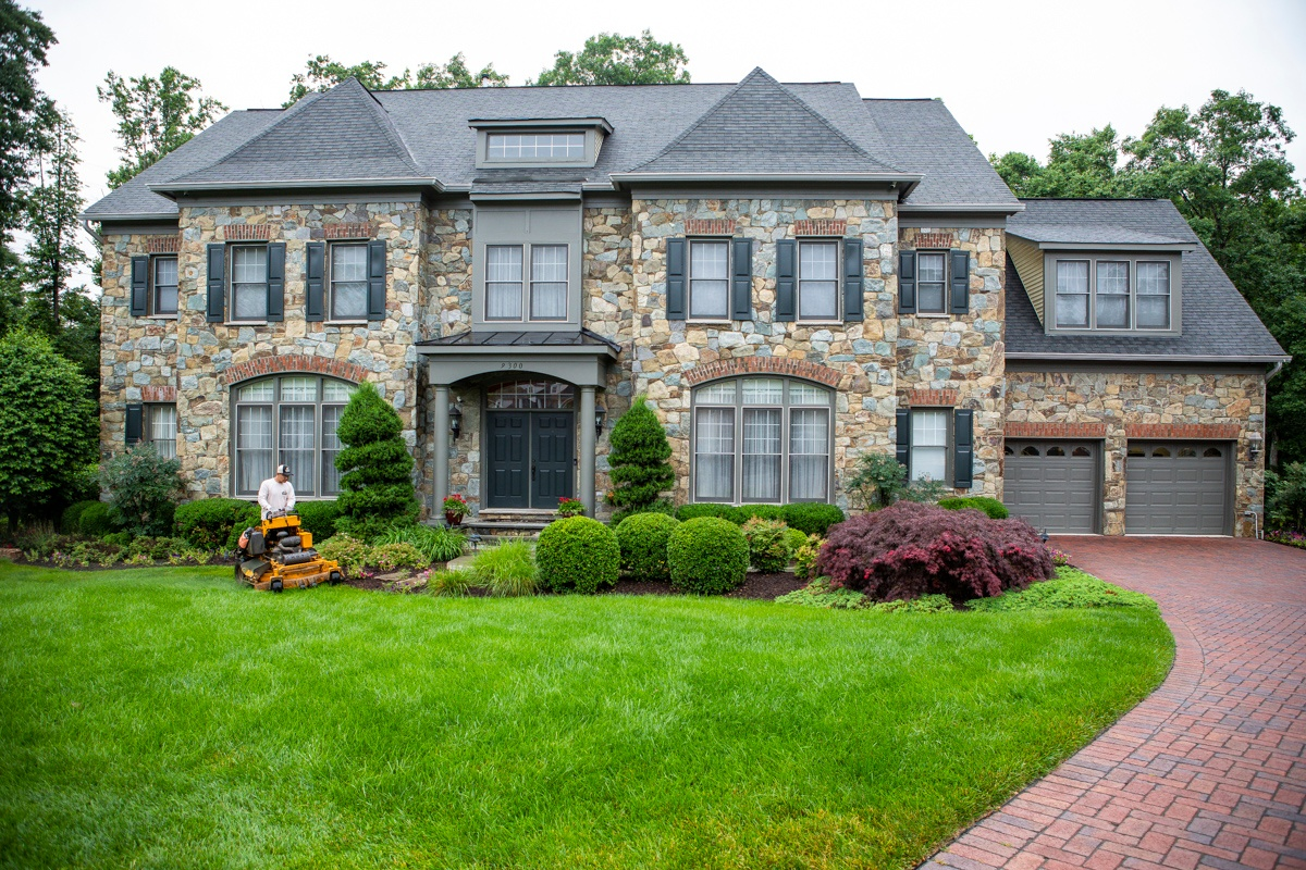 12 Tips for a Low Maintenance Lawn and Landscaping in Alexandria, Arlington, or Springfield, VA